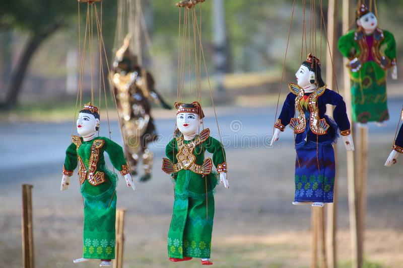 The Spirit of Myanmar stock photos