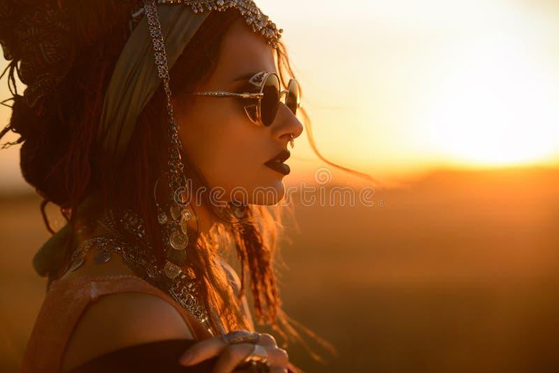Spirito del deserto fotografie stock libere da diritti