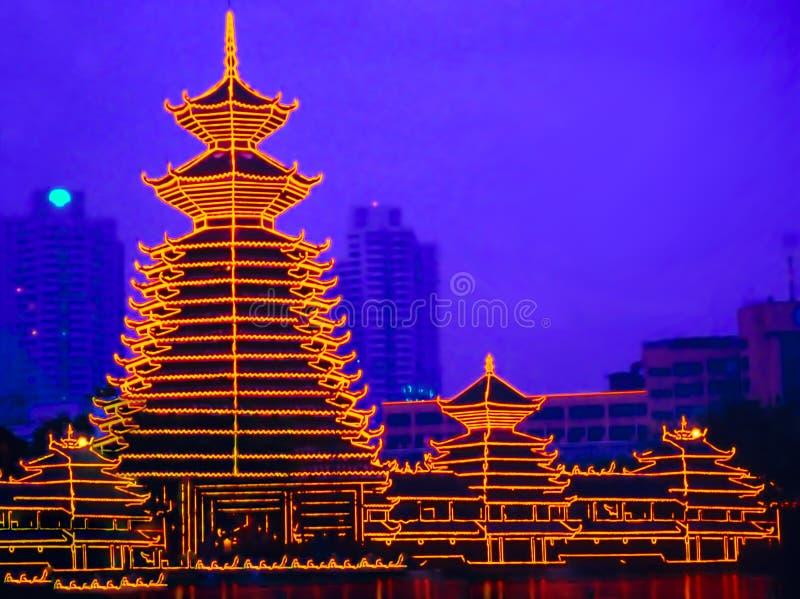Spirito della Cina fotografia stock