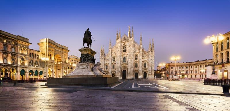 Spirito di Milano fotografie stock