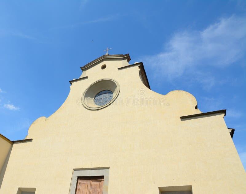 spirito santo της Φλωρεντίας εκκλη& στοκ φωτογραφία
