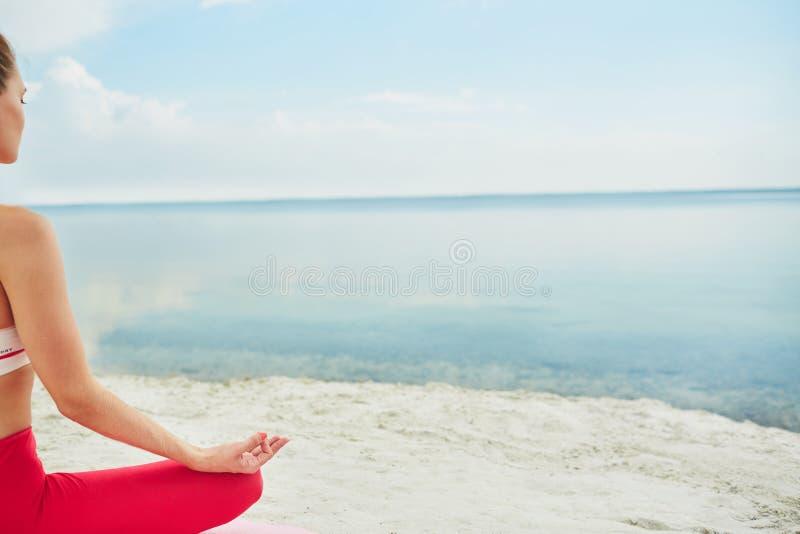 Spiritual balance stock photos