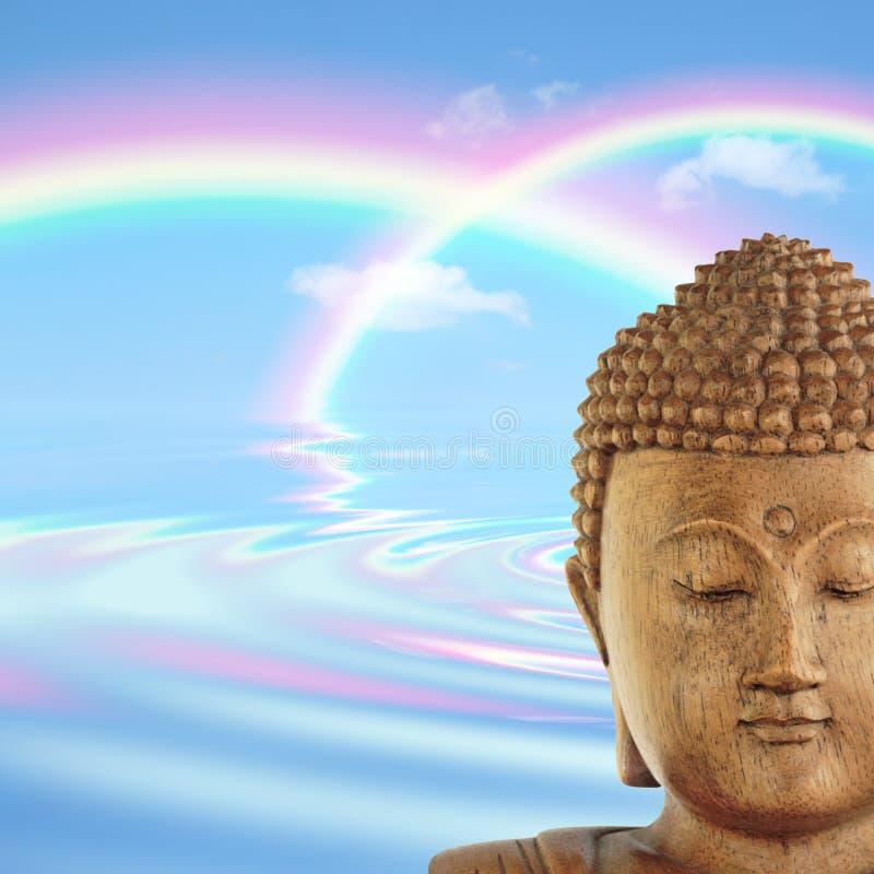 Spiritual Heaven stock image