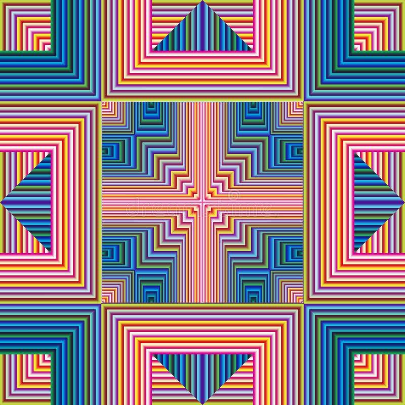 Download Spiritual Pattern stock illustration. Image of colorful - 38481184