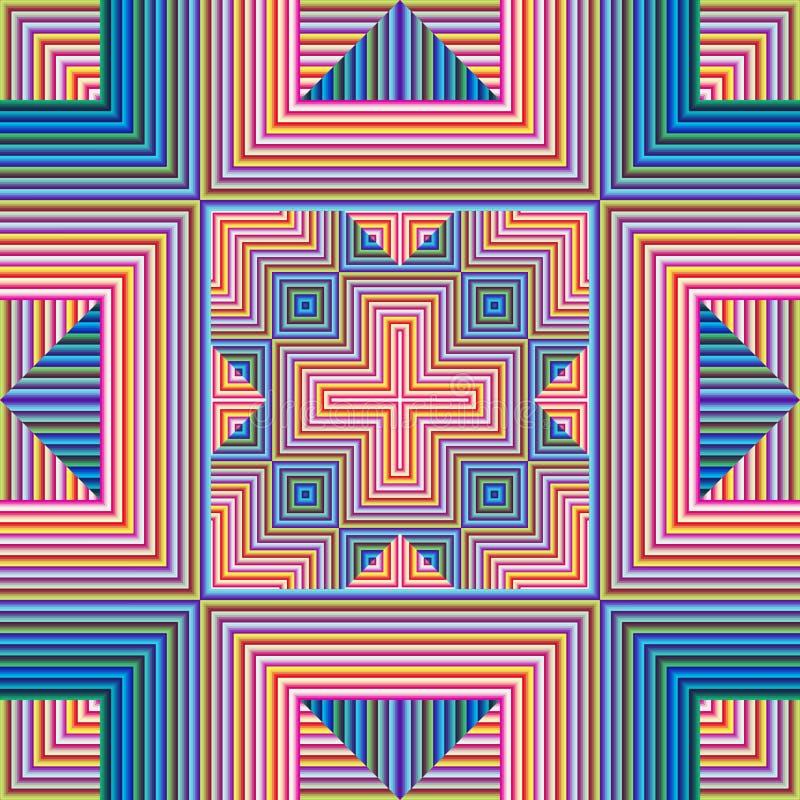 Download Spiritual Pattern stock illustration. Image of inner - 38483619