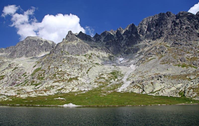Download 5 Spisskych Plies  - Tarns In High Tatras, Slovakia Stock Image - Image: 33064005