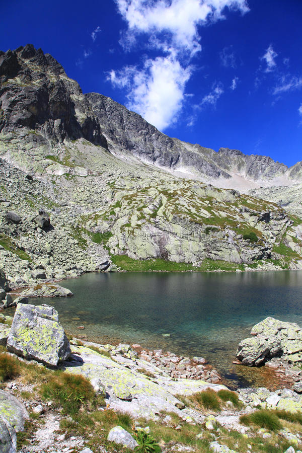 Download 5 Spisskych Plies  - Tarns In High Tatras, Slovakia Stock Photo - Image: 33067878