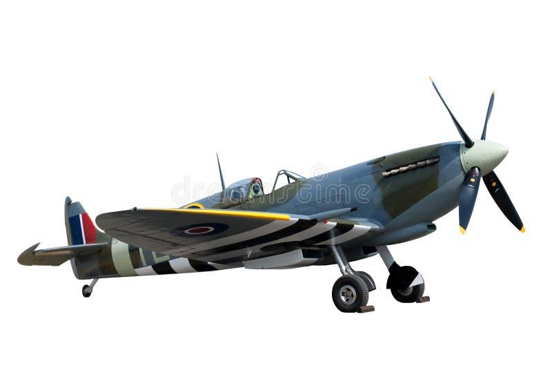 Spitfire lizenzfreie stockfotografie
