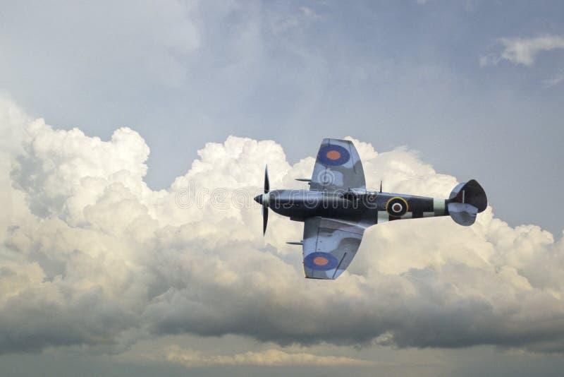 spitfire стоковая фотография