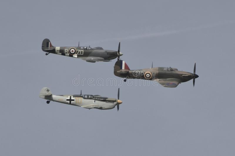 spitfire stock fotografie