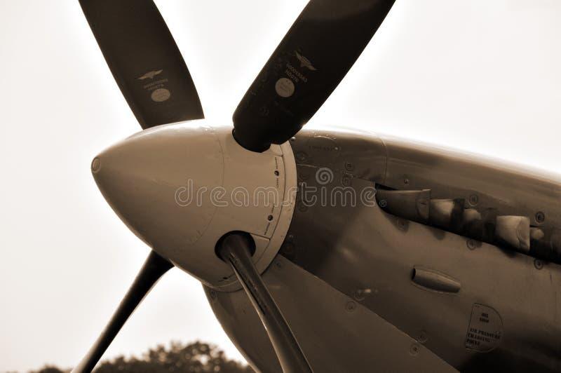 Spitfire lizenzfreie stockbilder