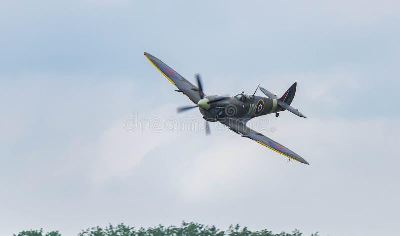 spitfire arkivbilder