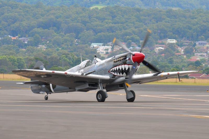 Spitfire de Supermarine foto de archivo libre de regalías