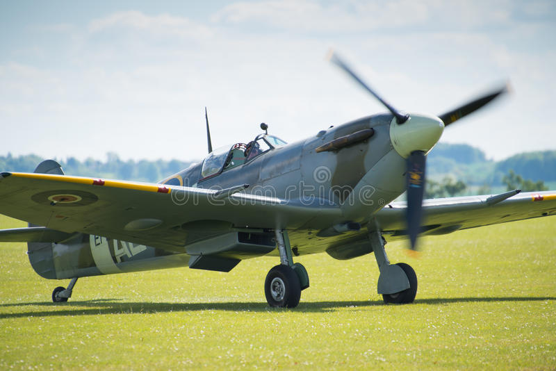 Download Spitfire editorial photography. Image of historic, fighter - 41360552