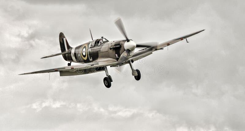Spitfire Vb fotografia stock libera da diritti