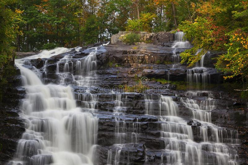 Spitze von Barberville fällt in Herbst lizenzfreies stockbild