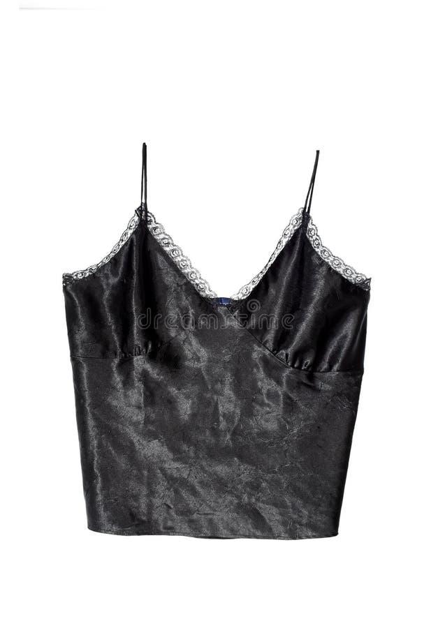 Spitzen- Unterhemd stockfotografie