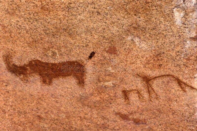 Spitzkoppe, Namibia, África imagen de archivo