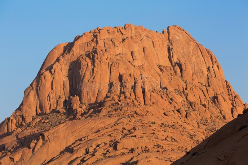 Spitzkoppe, Namibia immagini stock libere da diritti
