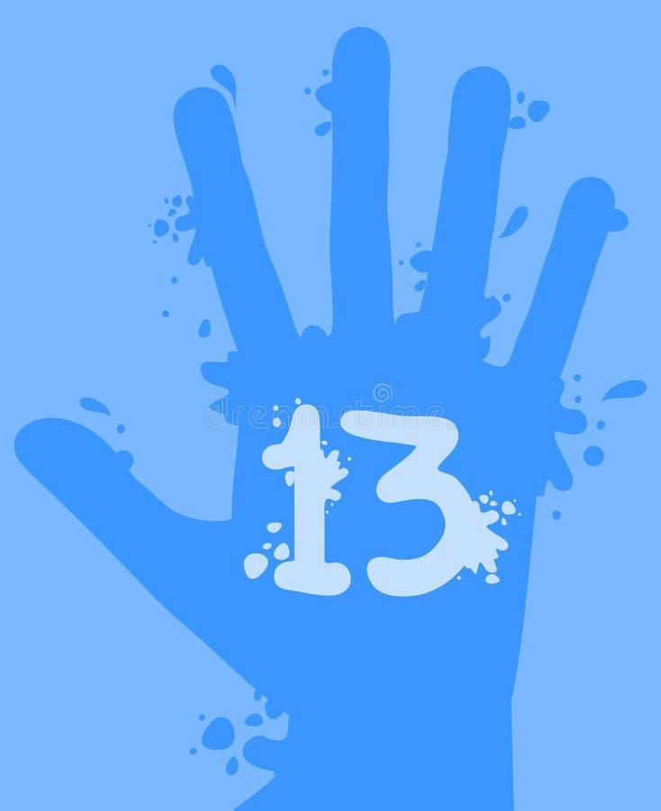 Download Splash 13 hand stock vector. Image of paint, hand, design - 28208323