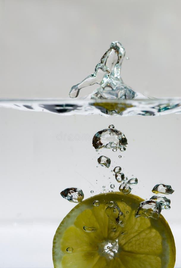 Splash 18 royalty free stock image