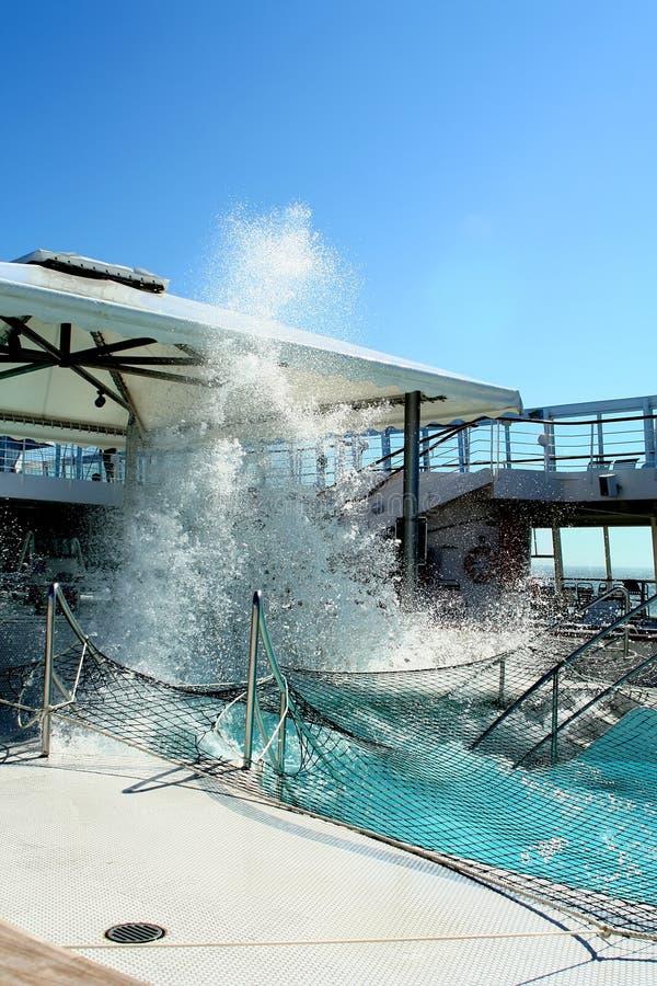 Splash ! stock image