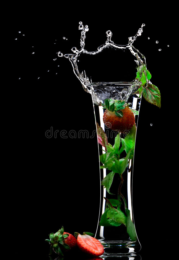 Download Splash stock image. Image of drink, blend, background - 7347219