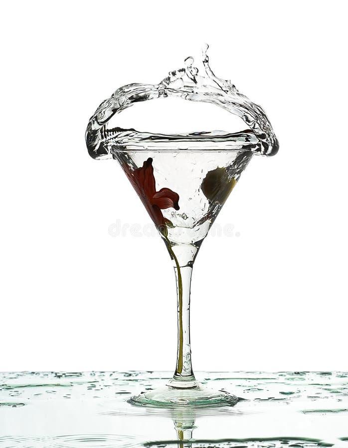 Download Splash of fluid stock image. Image of fresh, drop, freshness - 7125051