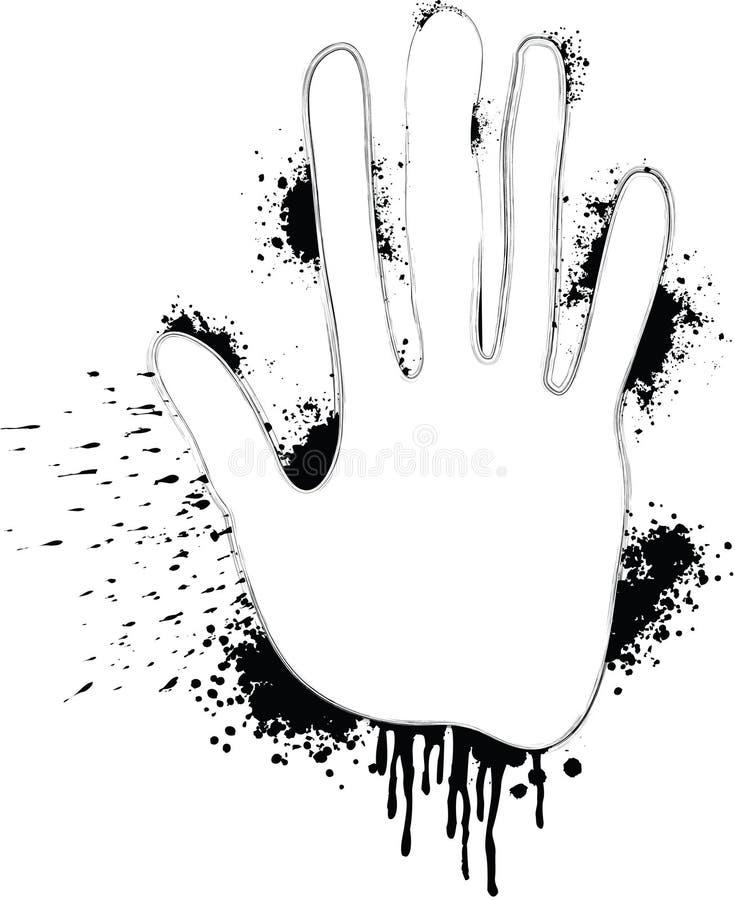 Splash hand