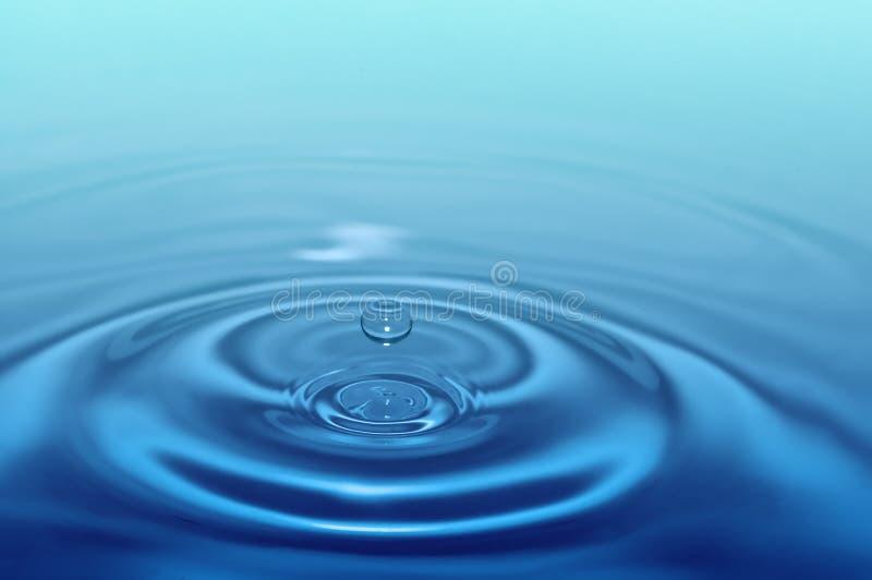 Splash water drop. For concept design stock images