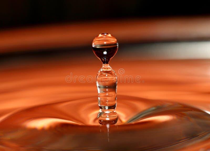 Splash water royalty free stock image