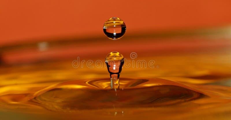 Splash water royalty free stock photography