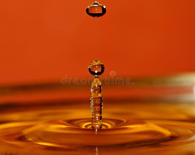 Splash water royalty free stock photo