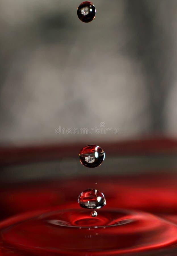 Splash water stock images