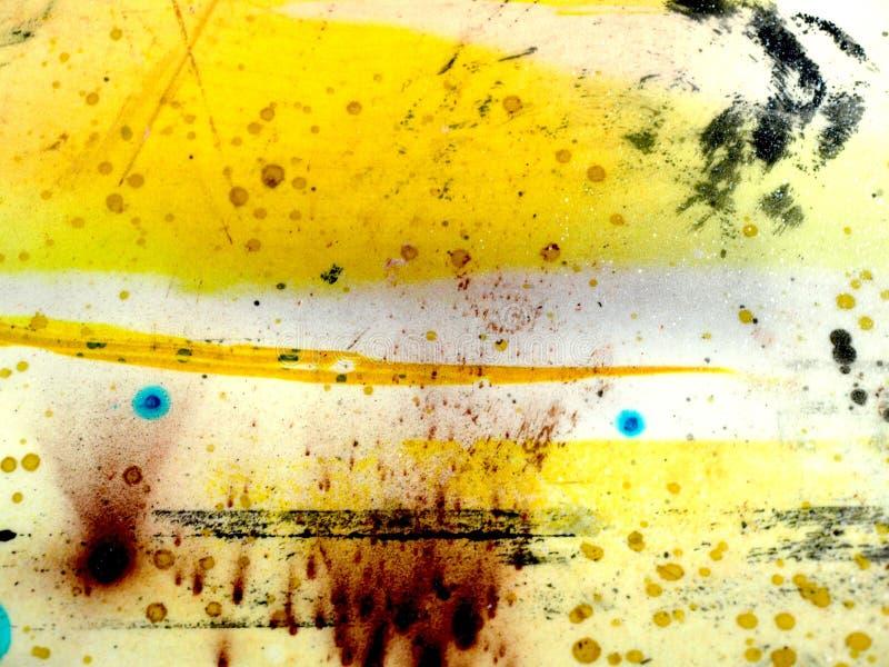 Download Splashed Paint Effect stock illustration. Image of blob - 7112135