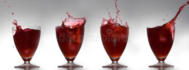 Download Splashing Beverages stock photo. Image of glass, alcoholic - 6846464