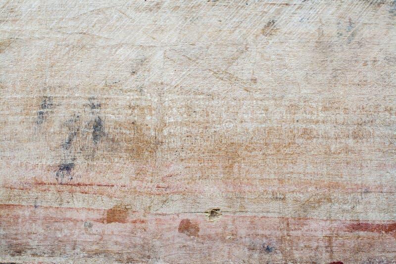Splat текстурированное предпосылкой старое деревянное имеет царапину стоковые изображения rf