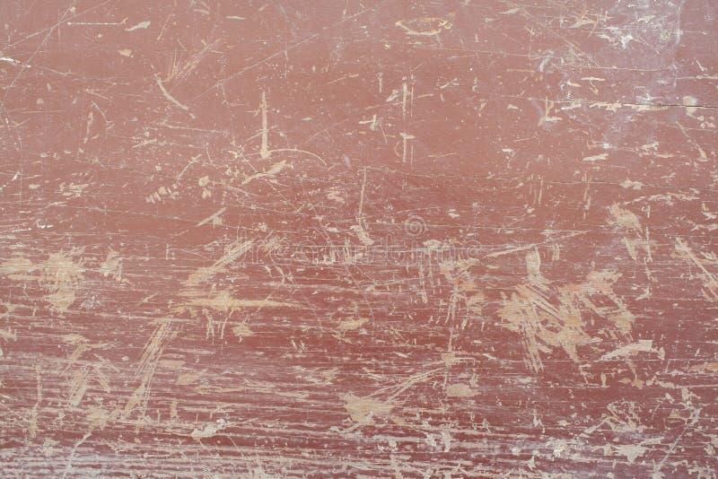 Splat текстурированное предпосылкой старое деревянное имеет царапину стоковая фотография rf