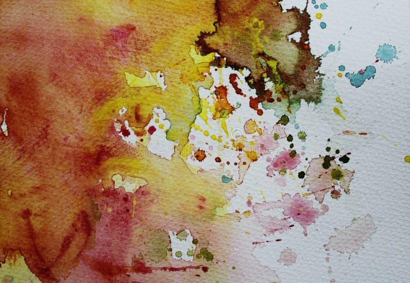 Splatter пасха стоковые изображения rf