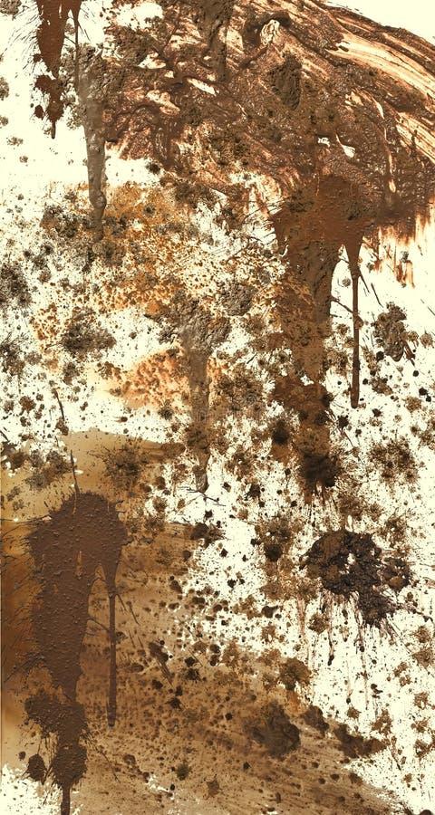 splattered грязь предпосылки стоковые изображения rf