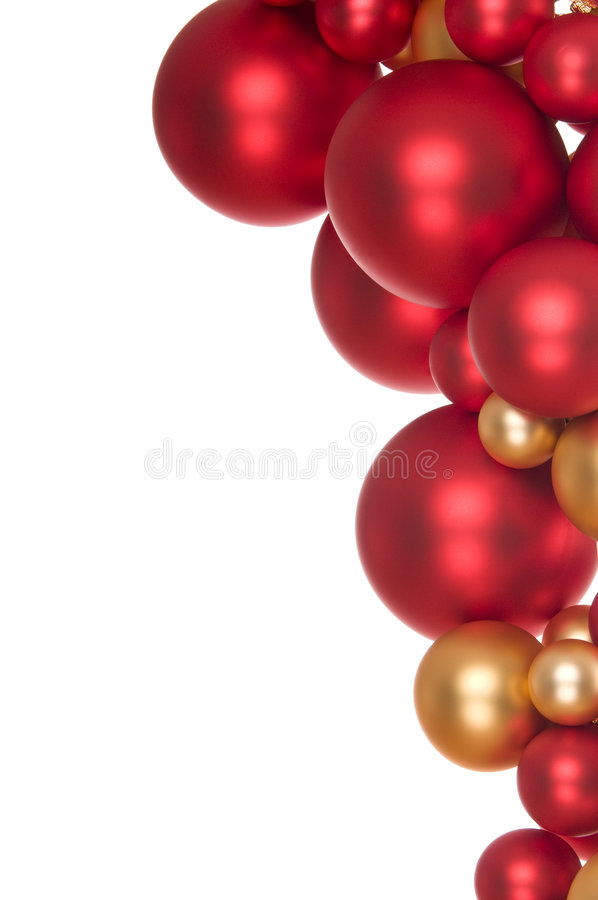 Splendid Christmas decoration stock photos