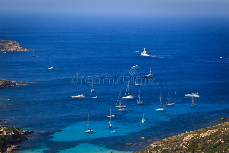 Download Splendid Corsica Coastal Waters Royalty Free Stock Image - Image: 23878126
