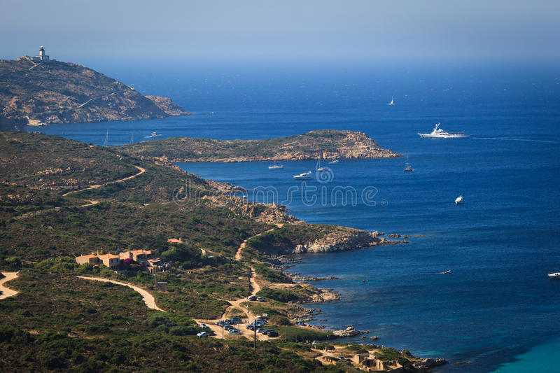 Download Splendid Corsica Coastal Waters Stock Image - Image of sport, outdoor: 23878131
