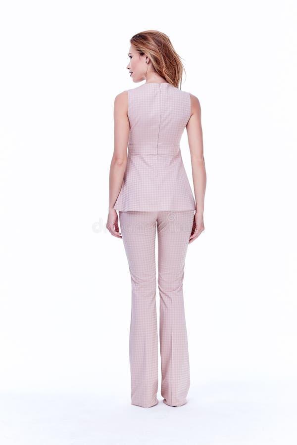 Splendor mody stylu katalogu przypadkowi ubrania dla biznesowego meetin obraz royalty free