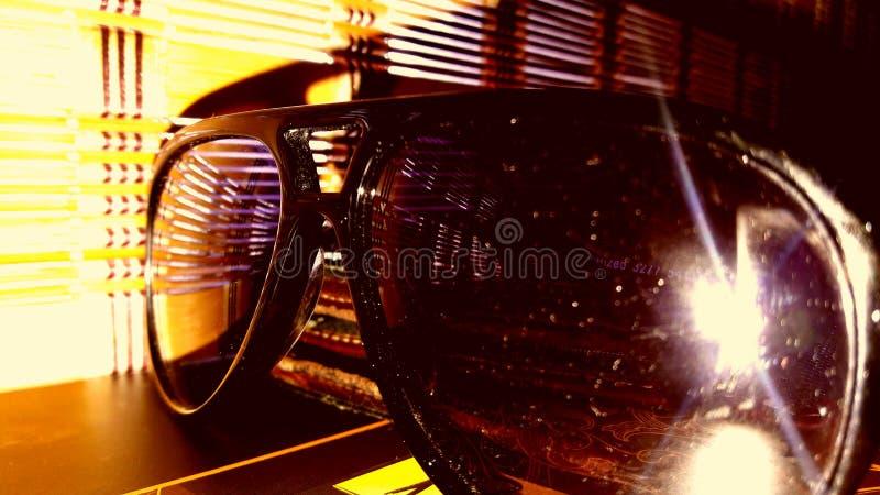 Splex glass royalty free stock photo