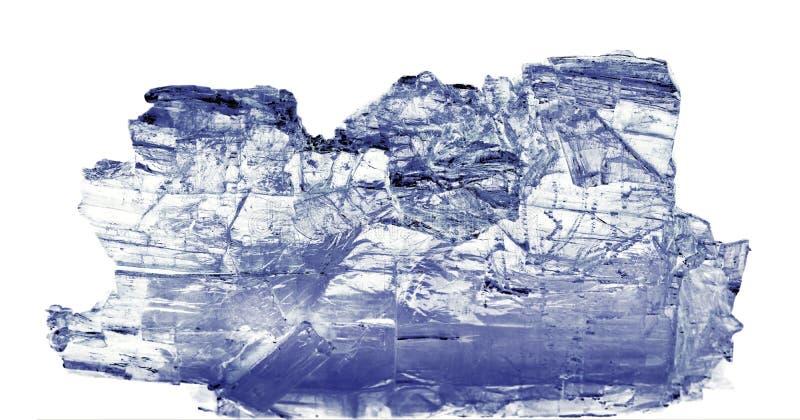Splinter of ice royalty free stock image
