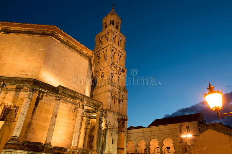 Split cathedral royalty free stock image