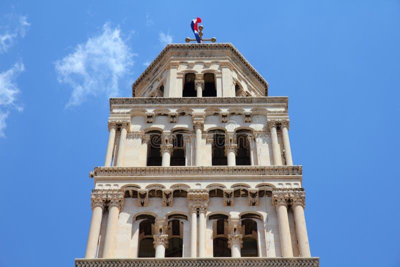Split, Croatia royalty free stock photo