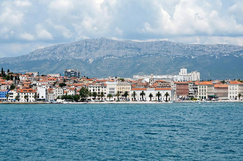 Split - Croatia royalty free stock images