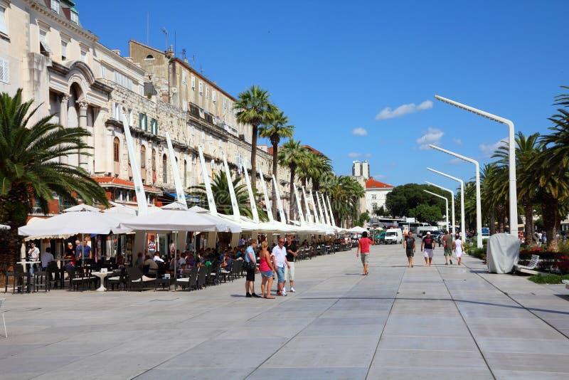 Split, Croatia stock photo